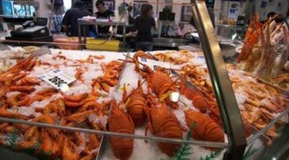 悉尼鱼市场