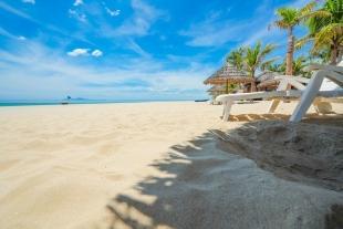 天堂湾沙滩
