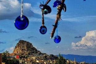 土耳其(卡帕多奇亚+洞穴酒店+安塔利亚+费特希耶+海峡游船)10天