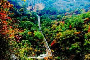 碧水丹江坐禅谷二日游