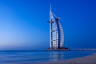 东航阿联酋5晚7天(帆船酒店+4晚国际五星酒店)