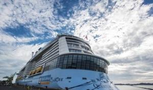 2018年07月18日 【皇家加勒比邮轮-海洋量子号】 上海-熊本-上海 4晚5日游