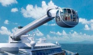 皇家加勒比 海洋量子号 西安-上海-鹿儿岛-上海-西安 5晚6天