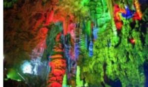 柞水溶洞-古道岭挑战双玻一日游
