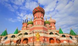 A线俄罗斯双首都+金环谢镇+黄金三岛+双庄园+拉托加湖9日游(莫斯科进出)
