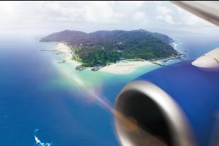海口往返:VIP蜈支洲 不一样的体验蜈支洲VIP 上岛,含环岛电瓶车,住别墅吃海鲜享海岛,一价全含