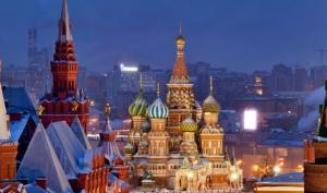 A线俄罗斯双首都+金环谢镇+黄金三岛+双庄园9日游(莫进出或圣进出)四星