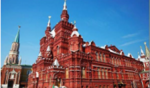 俄罗斯双首都+金环谢镇+黄金三岛+双庄园9日游(莫斯科进出)四星8L