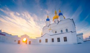 俄罗斯追寻极光9天线路