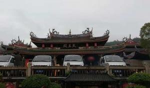B线海南,福建,湖南,广东空调专列十三日游
