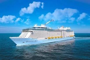 皇家加勒比海洋量子号3月15日去卧回飞7天豪华尊享日本游轮之旅(西安起止)