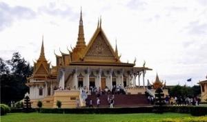 臻享柬埔寨双飞5天3晚