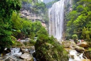 莫愁村、三峡大坝、两坝一峡、三峡大瀑布三日游