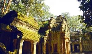 铂金柬埔寨5晚7日游