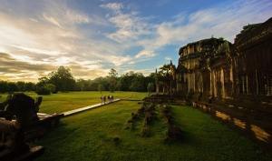 全景柬埔寨,金边+暹粒6日游