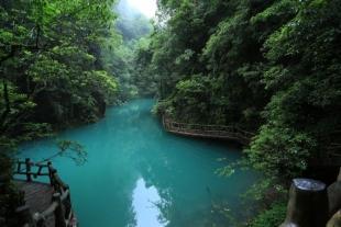 幸福尧治河、神奇野人洞谷品质二日游