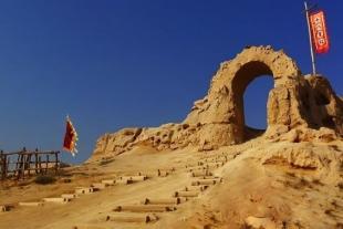 【迷恋沙坡头 】 阿拉善漠客越野营地、黄河宫、沙坡头、沙湖、西部影视城 品质纯玩双飞3日游