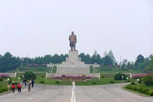 探秘朝鲜-(西安-北京-平壤 双高双飞5日游)