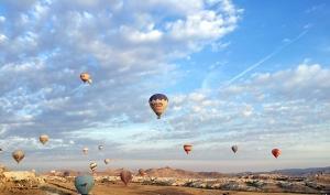 土耳其(卡帕多奇亚+布尔萨+棉花堡+费特希耶+安塔利亚)13天