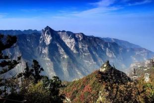 少华山国家森林公园一日游