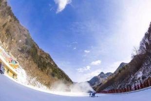 翠华山滑雪一日游
