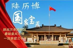 西安陕西历史博物馆、兵马俑一日游